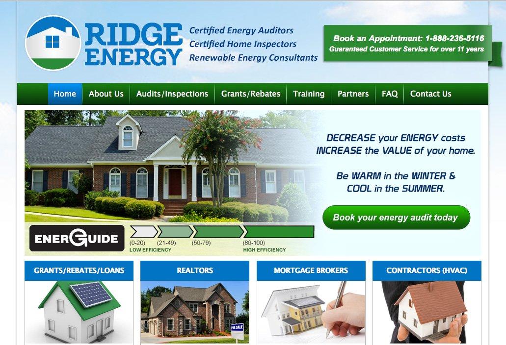 Ridge Energy