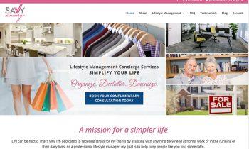 Mobile Responsive Website – WordPress Divi Theme – www.savvyconcierge.ca
